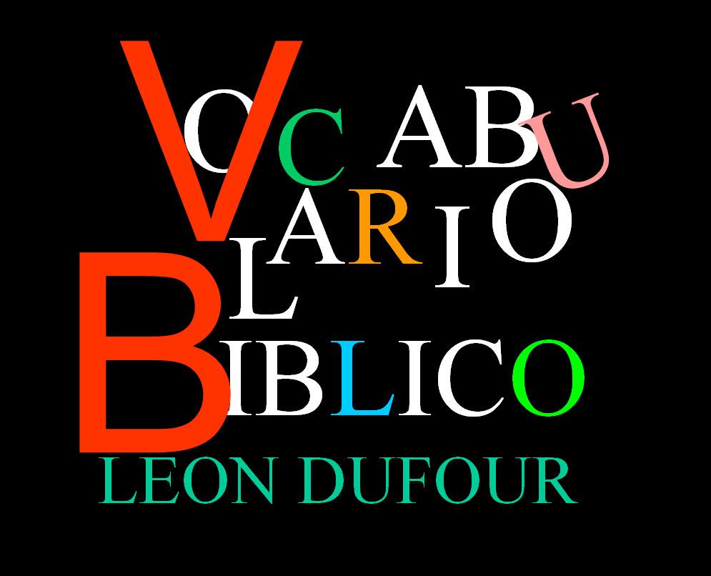 Leon Dufour Dizionario Di Teologia Biblica Pdf