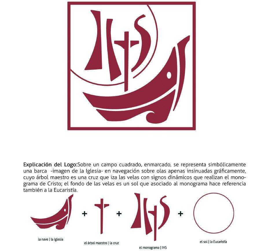 ... oficial del logotipo y explicación de los elementos que lo conforman