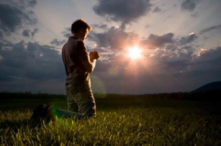 Resultado de imagen de rezar ante el señor